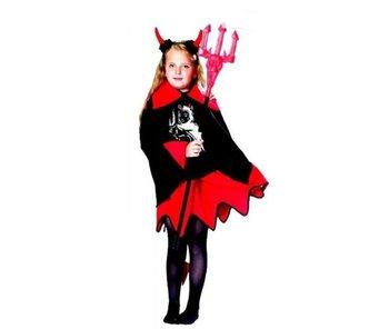 7861139a7e0352 Aster, strój dla dzieci Diablica, 128 cm - Aster | Sklep EMPIK.COM