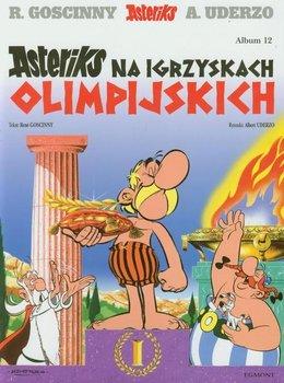 Asteriks 12. Asteriks na igrzyskach olimpijskich-Goscinny Rene