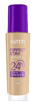Astor, Perfect Stay 24h + Primer, podkład 300 Beige, 30 ml - Astor
