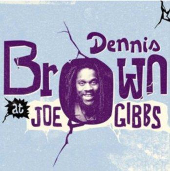 At Joe Gibbs-Brown Dennis