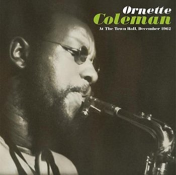 At the Town Hall, December 1962-Ornette Coleman