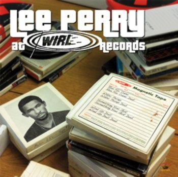 At Wirl Records - Perry Lee