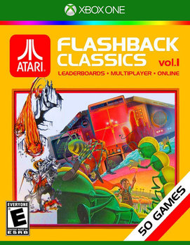 Atari Flashback: Volume 1-Atari