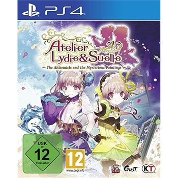 Atelier Lydie & Suelle: The Alchemists and the Mysterious Paintings-Gust