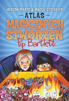 Atlas magicznych stworzeń Pip Bartlett-Stiefvater Maggie, Jackson Pearce