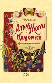 Atlas motyli krajowych-Dyakowski Bohdan