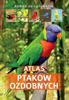 Atlas ptaków ozdobnych-Uglorz Manfred