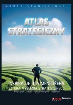 Atlas strategiczny. Inspiracje dla menedżera                      (ebook)