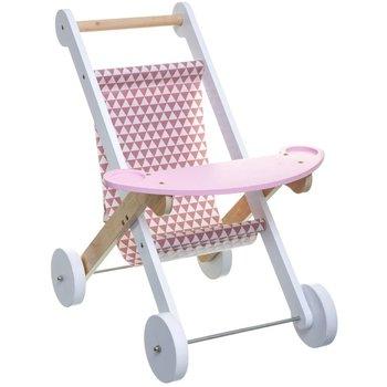 Atmosphera for kids, wózek dla lalek z podstawką do karmienia-Atmosphera for kids