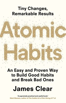 Atomic Habits-Clear James