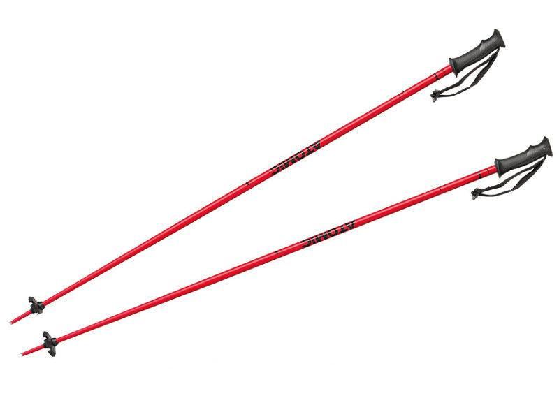 Atomic, Kijki, AMT, czerwony, 125 cm