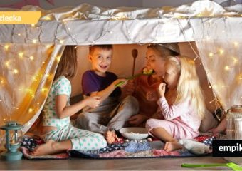 Atrakcje na Dzień Dziecka, które można zorganizować w domu, ogrodzie czy na podwórku