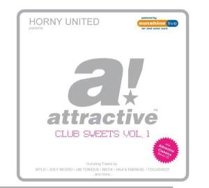 Various - Attractive Club Sweets Vol. 2