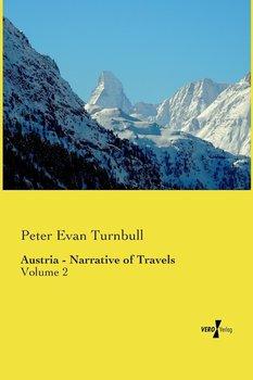Austria - Narrative of Travels-Turnbull Peter Evan