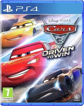 Auta 3 - Wysokie Obroty / Cars 3 - Driven To Win-Avalanche Software