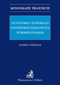 Autonomia i integracja postępowań działowych w prawie polskim-Stempniak Andrzej