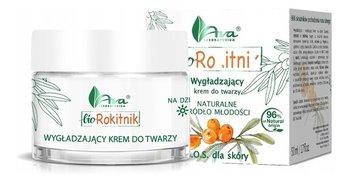 Ava, Bio Rokitnik, krem do twarzy wygładzający na dzień, 50 ml-AVA