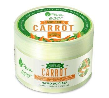 AVA, Eco Body Care, masło karotenowe do ciała, 250 ml-AVA