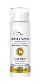 AVA, Skin Protection, krem do twarzy SPF 50, 50 ml - AVA