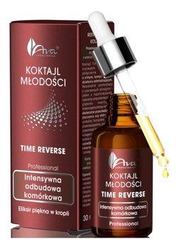 Ava, Time Reverse, koktajl młodości intensywna odbudowa komórkowa, 30 ml-AVA