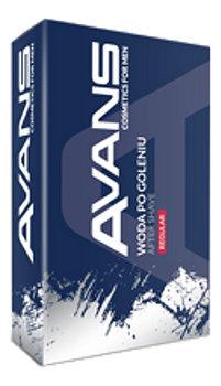 Avans, Regular, woda po goleniu, 100 ml-Avans