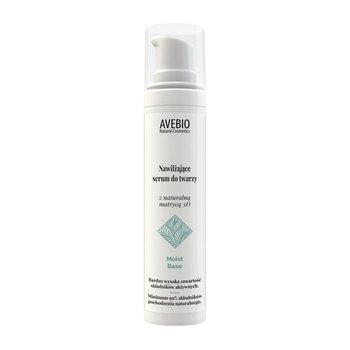 Avebio, nawilżające serum do twarzy, 50 ml-AVEBIO
