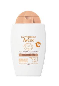 Avene Sun, koloryzujący fluid mineralny, bardzo wysoka ochrona przeciwsłoneczna, SPF 50+, 40 ml-Pierre Fabre