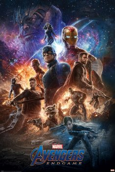 Avengers: Endgame From The Ashes - plakat 61x91,5 cm-Pyramid Posters