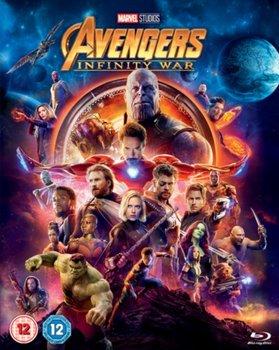 Avengers: Infinity War (brak polskiej wersji językowej)-Russo Anthony, Russo Joe