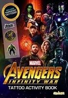 Avengers Infinity War - Tattoo Activity Book-Centum Books Ltd.