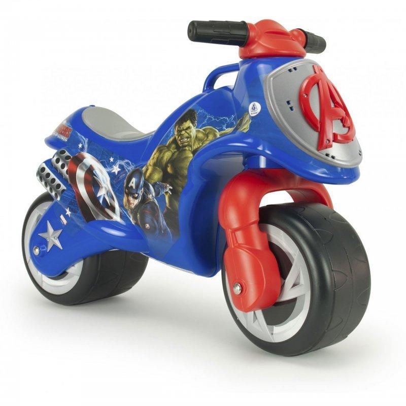 Avengers, jeździk Motor - Injusa