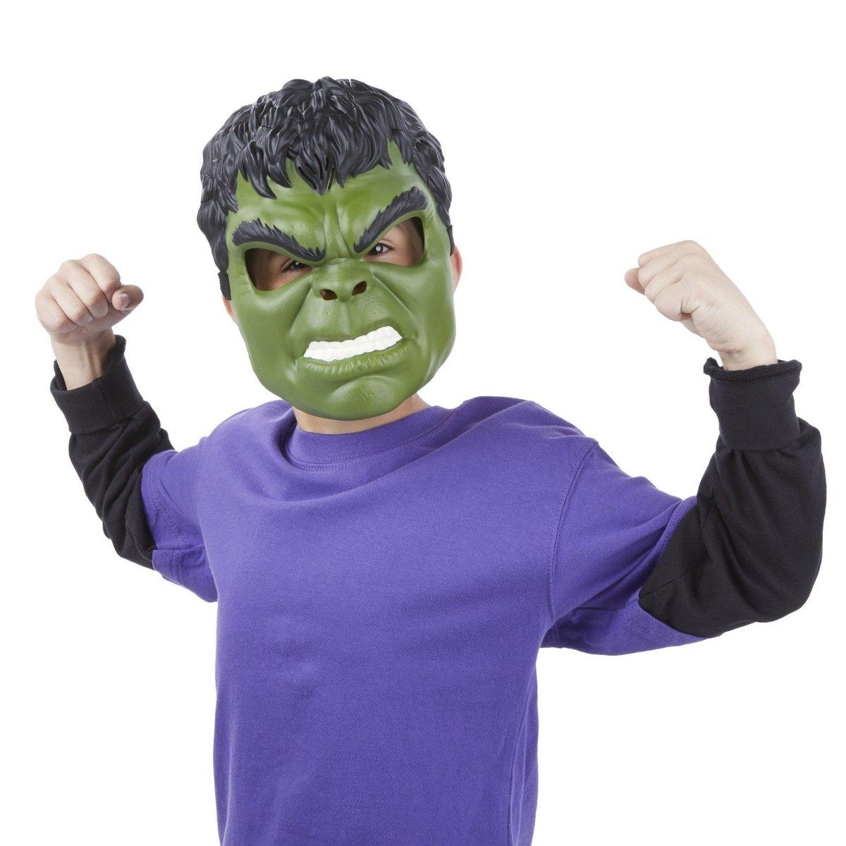 Avengers, maska Hulk z syntezatorem mowy, B1489