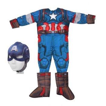 Avengers, strój Kapitan Ameryka, L-PRC