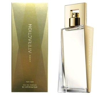 Avon, Attraction, woda perfumowana, 50 ml-AVON