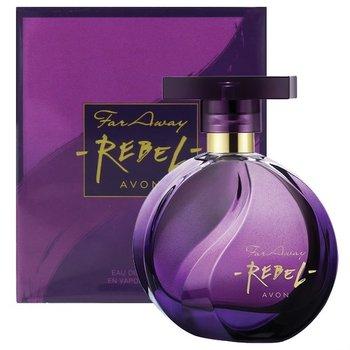 Avon, Far Away Rebel, woda perfumowana, 50 ml-AVON