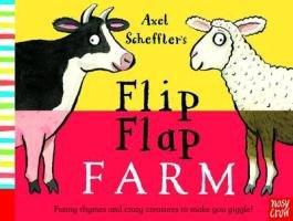 Axel Scheffler's Flip Flap Farm-Scheffler Axel