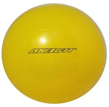 Axer Fit, Piłka gimnastyczna z pompką, Standard, 65 cm-Axer Fit