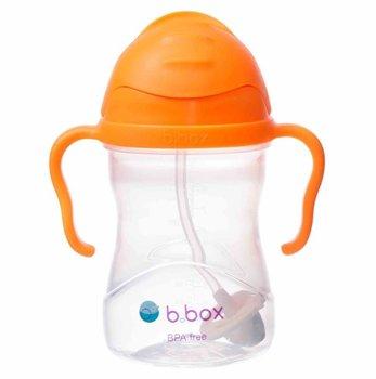 B.Box, Bidon ze słomką, Pomarańczowy-B.Box
