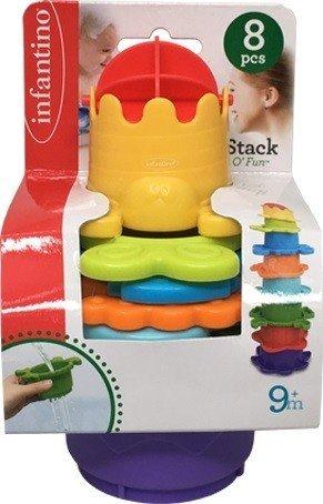 B-Kids, zabawka do kąpieli Kubki - Zwierzątka - B-Kids