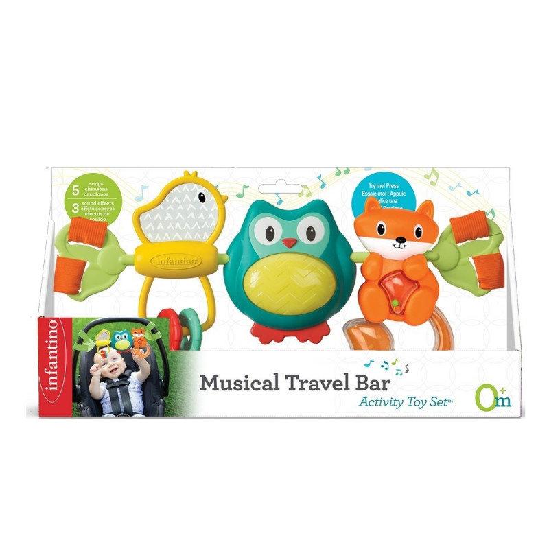B-Kids, zabawka do wózka Muzyczna poprzeczka - B-Kids