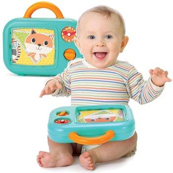 B-Kids, zabawka interaktywna Muzyczny telewizorek-B-Kids