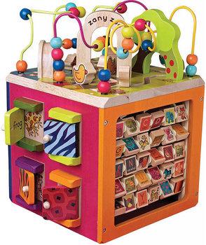 B.Toys, interaktywna kostka Zany Zoo-B.Toys