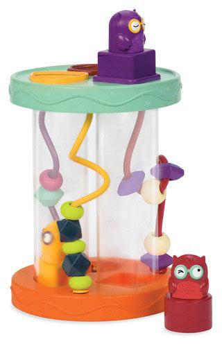 B.Toys, interaktywny walec Hooty-Hoo - B.Toys