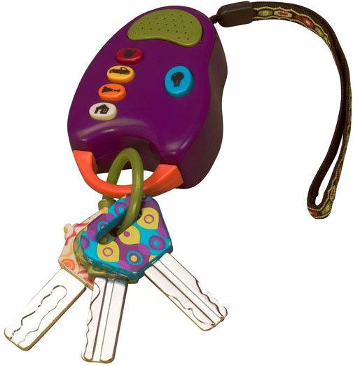B.Toys, kluczyki do samochodu FunKeys - B.Toys