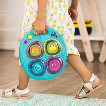 B. Toys, zabawka interaktywna Catch-a-Sound-B.Toys