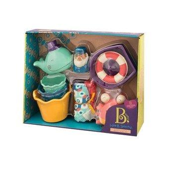 B. Toys, zestaw prezentowy do kąpieli-B.Toys