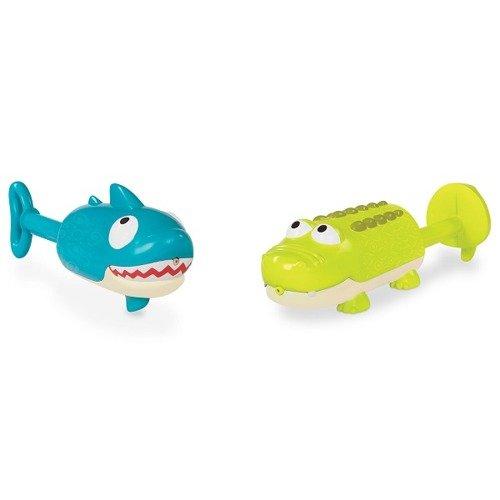 B.Toys, zestaw sikawek Rekin i Krokodyl - B.Toys