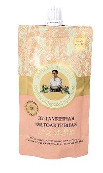Babuszka Agafia, Bania Agafii, maska do twarzy witaminowa fitoaktywna, 100 ml-Babuszka Agafia