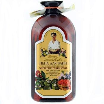 Babuszka Agafia, Bania Agafii, płyn do kąpieli ziołowy energetyczny, 500 ml-Babuszka Agafia