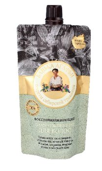 Babuszka Agafia, Bania Agafii, szampon do włosów odżywczy, 100 ml-Babuszka Agafia